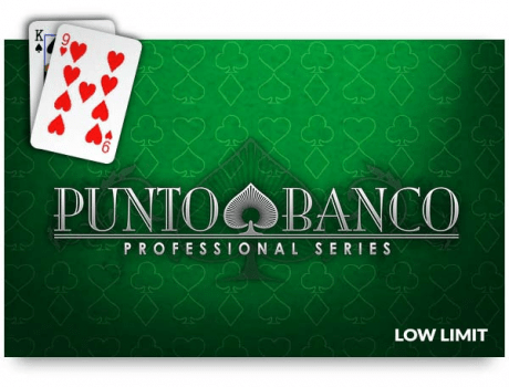 Punto Banco Professional Series