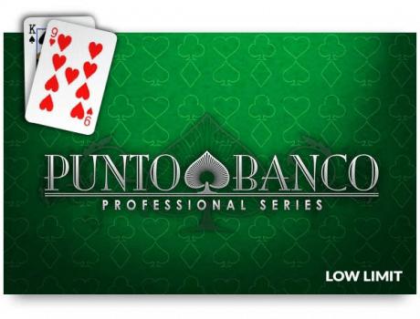Punto Banco Professional Series